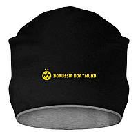 Шапка - BVB Borussia Dortmund, отличный подарок купить со скидкой, недорого