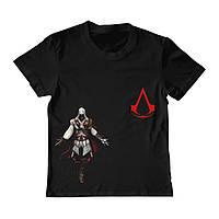 Футболка детская - Assassins Creed, отличный подарок купить со скидкой, недорого