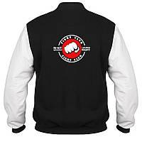 Куртка - бомбер - Fight Club, отличный подарок купить со скидкой, недорого