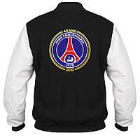 Куртка - бомбер - Paris Saint-Germain 1970-2010, отличный подарок купить со скидкой, недорого