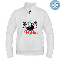 Толстовка утепленная - Cypress Hill, отличный подарок купить со скидкой, недорого