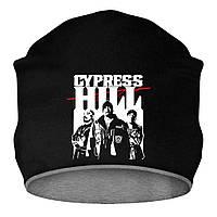 Шапка - Cypress Hill Fist, отличный подарок купить со скидкой, недорого