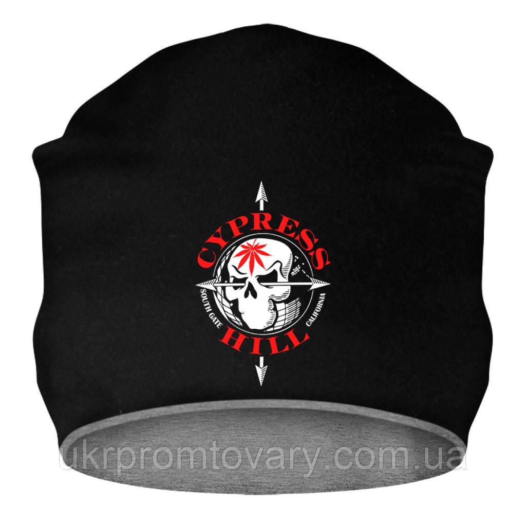 Шапка - Cypress Hill, отличный подарок купить со скидкой, недорого