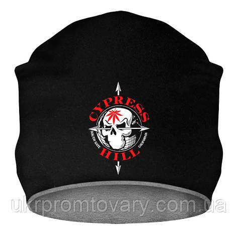 Шапка - Cypress Hill, отличный подарок купить со скидкой, недорого, фото 2
