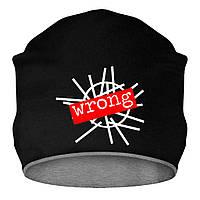 Шапка - Depeche Mode - Wrong Sound, отличный подарок купить со скидкой, недорого