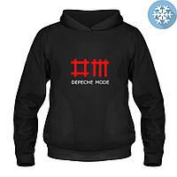 Кенгурушка утепленная - Depeche Mode, отличный подарок купить со скидкой, недорого