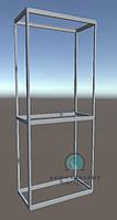 Каркас для сборки выставочной витрины. Модель-16