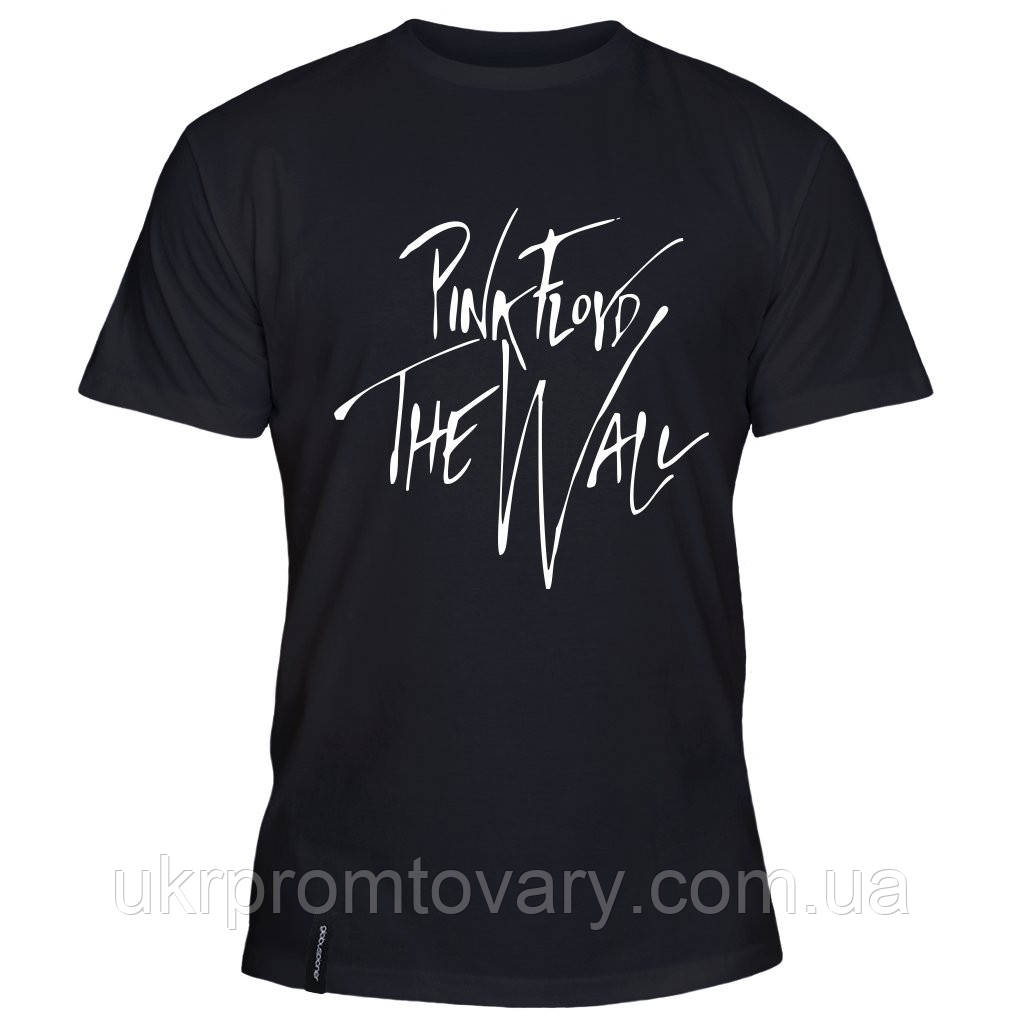 Мужская футболка - Pink Floyd-The Wall, отличный подарок купить со скидкой, недорого