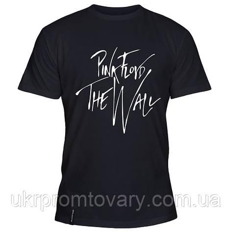Мужская футболка - Pink Floyd-The Wall, отличный подарок купить со скидкой, недорого, фото 2