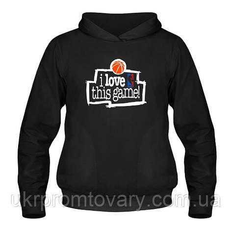 Кенгурушка - I love basketball, отличный подарок купить со скидкой, недорого, фото 2