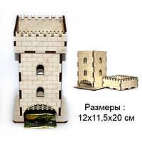 Чайный домик крепость