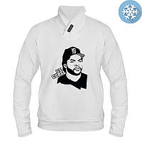 Толстовка утепленная - Ice Cube, отличный подарок купить со скидкой, недорого