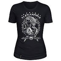 Женская футболка - Asking Alexandria reckless &amp- relentless, отличный подарок купить со скидкой, недорого