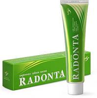 Утренняя зубная паста «Radonta»