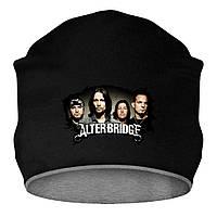 Шапка - Alter Bridge, отличный подарок купить со скидкой, недорого