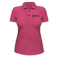 Женская футболка Поло - Bullet for my Valentine, отличный подарок купить со скидкой, недорого