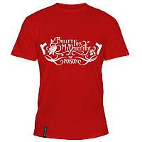 Мужская футболка - Bullet For My Valentine, отличный подарок купить со скидкой, недорого