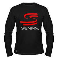 Лонгслив мужской - Senna, отличный подарок купить со скидкой, недорого