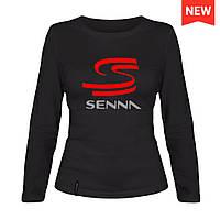 Лонгслив женский - Senna, отличный подарок купить со скидкой, недорого
