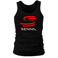 Майка мужская (хлопок) - Senna, отличный подарок купить со скидкой, недорого