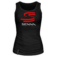 Майка женская (хлопок) - Senna, отличный подарок купить со скидкой, недорого