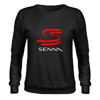 Свитшот женский - Senna, отличный подарок купить со скидкой, недорого