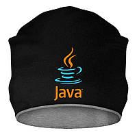 Шапка - Java coffee, отличный подарок купить со скидкой, недорого