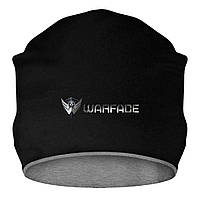 Шапка - Warface Logo 2, отличный подарок купить со скидкой, недорого