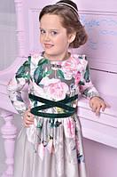 Нарядное детское платье в аристократическом стиле - хит продаж!