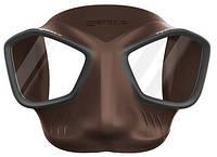 Подводная охота маска Mares Viper; коричневая