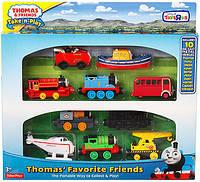 Набор транспортных средств Томас и его друзья Fisher-Price