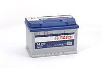 Аккумулятор Bosch S4 Silver 12V 74Ah 680A [-/+] 278x175x190