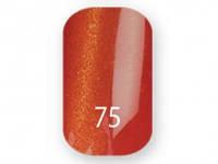 """Гель-лак """"Trendy nails""""  Котяче око №75 (8 мл)"""