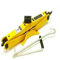 Домкрат-ромб 2 т Walline WLSJ 200 /резиновая подушка /110-380мм (2,80кг)