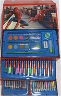 Набор для творчества SP-54 Сундук Spider Man 54 предмета