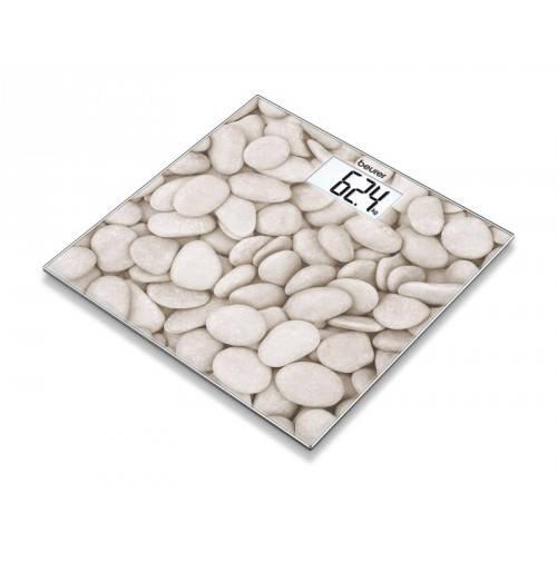 Стеклянные весы Beurer GS 203 Stones