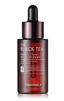 Tony Moly The Black Tea London Classic Oil Масло с экстрактом черного чая