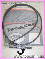 Трос ручника правый Fiat Scudo I 96-  2286mm  Linex Польша 09.01.38