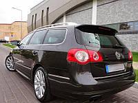Спойлер козырек тюнинг Volkswagen Passat B6 Variant стиль R-line