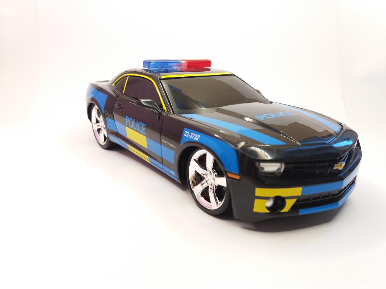 Maisto машинка игрушечная Chevrolet Camaro SS RS (Police) м 1:24