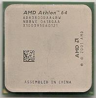 Процесор AMD Athlon 64 X2 3800+ Socket 939