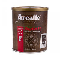 Кофе молотый Arcaffe Espresso 250 г в банке