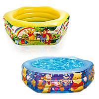 Бассейн детский надувной Дисней Intex 57494, 2 цвета