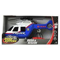 Спасательная техника Вертолет со светом и звуком, 30 см