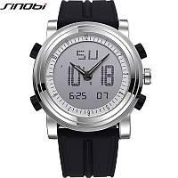 Мужские наручные часы Sinobi 9368. Гарантия 12 месяцев