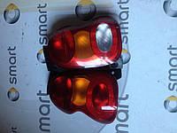 Фара задняя левая б/у Smart ForTwo Cabrio 450