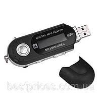 Mp3 player плеер на карту памяти Micro SD черный