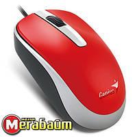 Мышь Genius DX-120 USB Red