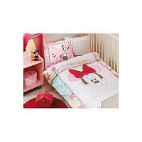 Комплект постельного белья в детскую кроватку ТAC Disney Mini Face Baby