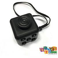 Фиджет Куб Fidget-Cube NEW (антистресс) черный/черный